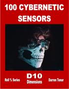 100 Cybernetic Sensors