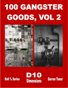 100 Gangster Goods of the 1920s Volume 2