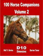 100 Horse Companions - Vol 2