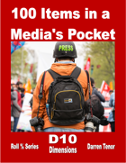 100 Items in a Media's Pocket