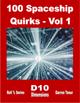 100 Spaceship Quirks - Vol 1