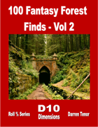 100 Fantasy Forest Finds - Vol 2