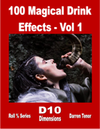 100 Magical Drink Effects - Vol 1