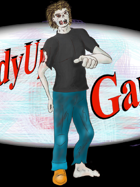 Zombie with Logo