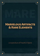Marvelous Artifacts & Rare Elements - Loot 1