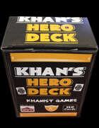 Khan's Hero Deck for ICRPG