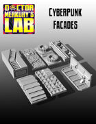 15mm Cyberpunk Scifi City Accessory Pack 4 3D Files