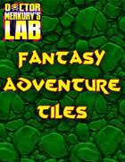 28mm Scale 1980's Fantasy Adventure Tiles