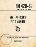 Savage Company Field Manual