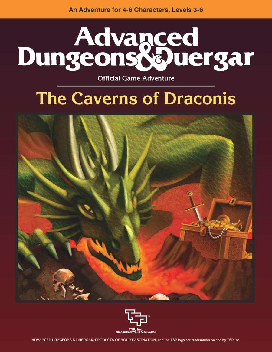 Caverns of Draconis