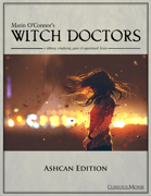 WITCH DOCTORS: Ashcan Edition