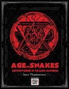 Age of Snakes: Adventures in a Fallen Alfheim