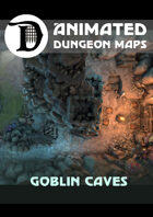 Animated Dungeon Maps: Goblin Caves