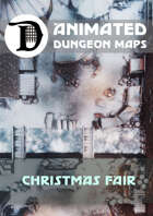 Animated Dungeon Maps: Christmas Fair