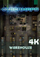 Cybermaps: Warehouse 4k