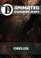 Animated Dungeon Maps: Obelisk