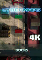 Cybermaps: Docks 4k