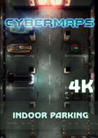 Cybermaps: Indoor Parking 4k