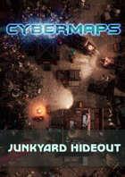 Cybermaps: Junkyard Hideout
