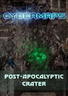 Cybermaps: Post-Apocalyptic Crater