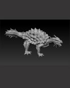 Dragon Turtle STL