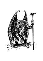 Batmonkey - Half Page