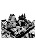 Village - Stock Art