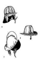 Helmets 2 - Stock Art