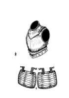 Pikeman's Armor - Stock Art