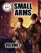 A.C.: AFTER COLLAPSE SMALL ARMS VOLUME I