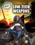 A.C.: AFTER COLLAPSE LOW-TECH WEAPONS