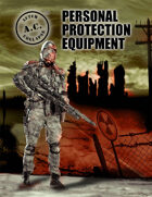 A.C.: AFTER COLLAPSE PERSONAL PROTECTION EQUIPMENT