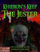 The Jester: Khieron's Keep Mission Deck 3