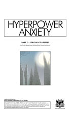 Hyperpower Anxiety - Part 1