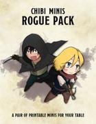 Chibi Minis - Rogue Pack