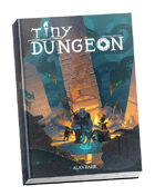 Pergaminos Tiny Dungeon 2E