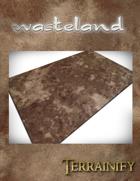 Wasteland Gaming Mat 8x4