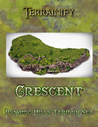 Dynamic Hills: Crescent