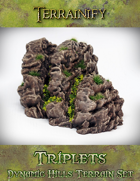 Dynamic Hills: Triplets