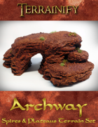 Spires & Plateaus: Archway