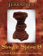Spires & Plateaus: Single Spire B