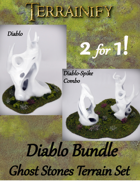 Ghost Stones: Diablo Bundle