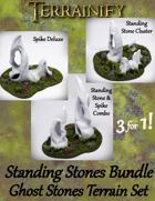 Ghost Stones: Standing Stones Bundle