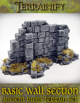 Ancient Ruins: Basic Wall Section