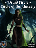 Druid Circle: Circle of the Unseely