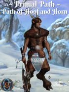 Primal Path: Path of Hoof and Horn