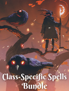 Class-Specific Spells 1 [BUNDLE]