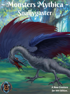 Monsters Mythica: Snallygaster