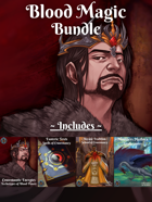 Blood Magic Bundle [BUNDLE]