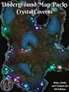 Underground Map Packs: Crystal Caverns